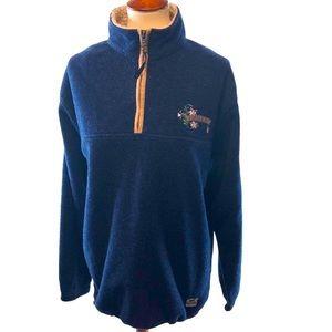 Habitat Sweatshirt fleece lined Yampa Sz M